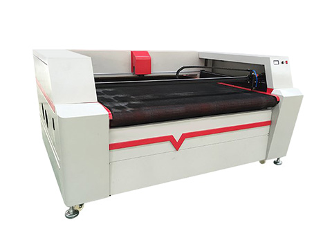Photo of an PROLASER-1016C Fabric Industrial Sewing Machines