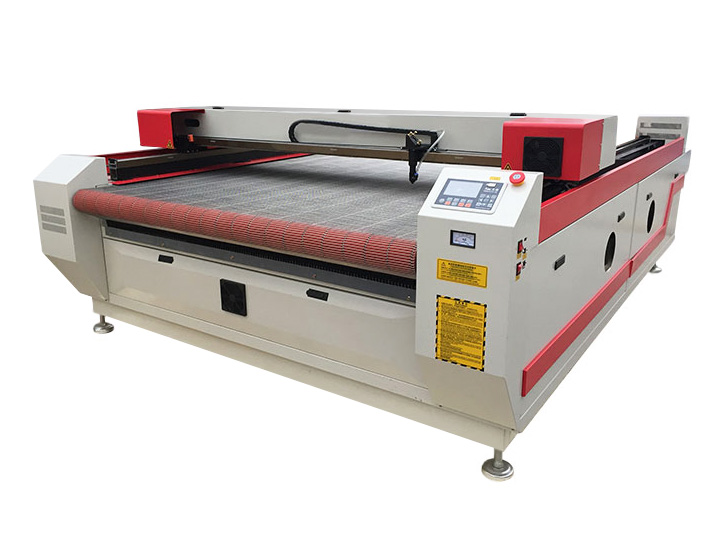 Photo of an PROLASER-2616C Fabric Laser Industrial Sewing Machines